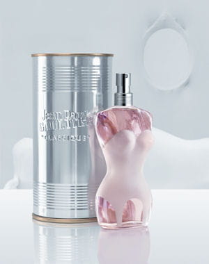 1994 classique de jean paul gaultier prix du parfum les 20 meilleures fragrances f minines. Black Bedroom Furniture Sets. Home Design Ideas