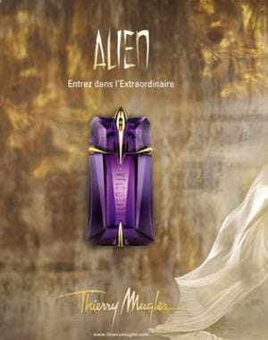 2006 alien de thierry mugler prix du parfum les 20 meilleures fragrances f minines. Black Bedroom Furniture Sets. Home Design Ideas