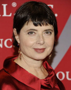 isabella rossellini  la 28 me nuit des etoiles  new york. 