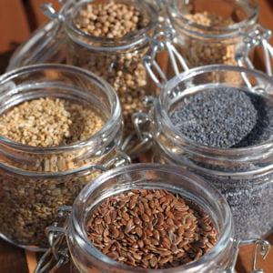 25 recettes avec des graines