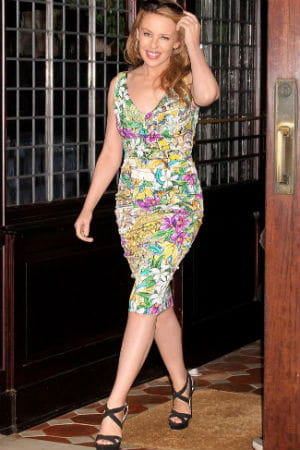kylie minogue le 26 juin 2012 devant l'htel greenwich  new york 