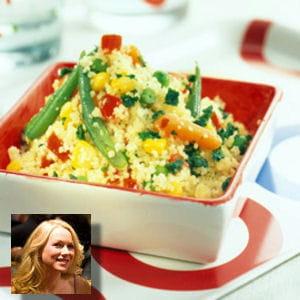 recette préférée naomi watts : couscous végétarien