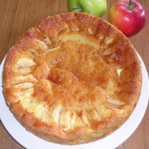 g 226 teau aux pommes 35 desserts sans gluten journal des femmes