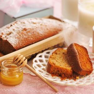 recettes de desserts au miel