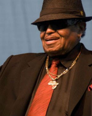 joe jackson  l'hommage rendu  son fils par la ville de gary (indiana), le 10