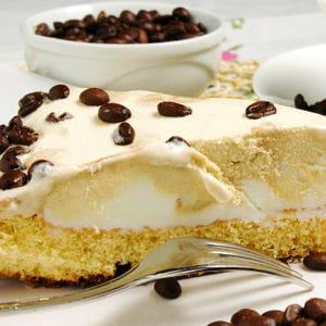 recettes de desserts au café