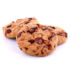 cookies aux ppites de chocolat 