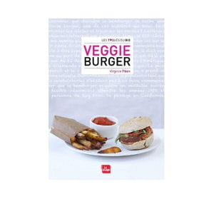 veggie burger de virginie péan