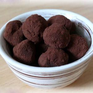 truffes soyeuses sans complexe