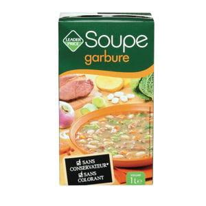 soupe garbure