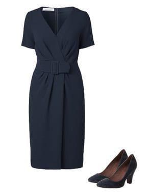 robe chic cherche escarpins assortis a chaque robe ses chaussures journal des femmes. Black Bedroom Furniture Sets. Home Design Ideas