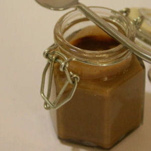 sauce carambar beurre salé à la vanille de tahiti