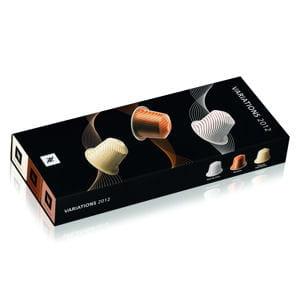 variations noix de coco, noisette et noix de macadamia