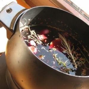 fondue vigneronne et ses petites sauces