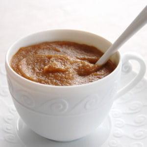 compote saveur pain d'épices