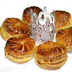 galette des rois abricot-amandes