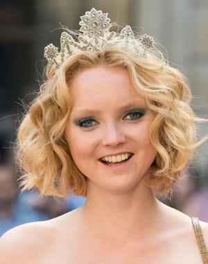 lily cole au jubilé de la reine elizabeth ii le 2 mai 2012.