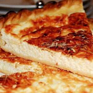 tarte fromagère