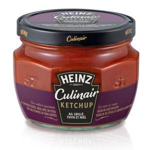 ketchups 'culinair'