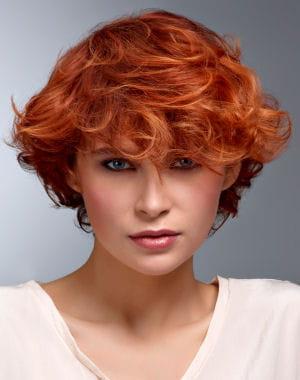 coloration 2013 cheveux roux cuivr coloration les tendances printemps t 2013 journal. Black Bedroom Furniture Sets. Home Design Ideas
