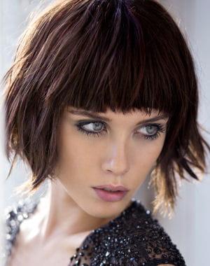 Coupe de cheveux femme, coiffure tendance, vidéos et photos coiffure
