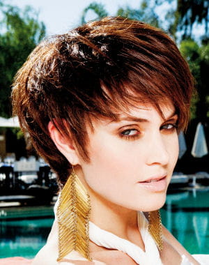 de cheveux : les coupes courtes du printemps : Coupe de cheveux 2013