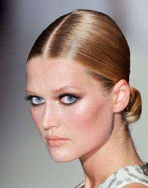 Coiffure 2013 : le chignon de danseuse : Coupe de cheveux : les plus belles coiffures du ...