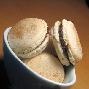 macarons aux dattes miel et cannelle 15 recettes avec. Black Bedroom Furniture Sets. Home Design Ideas