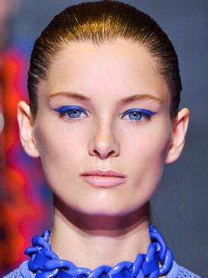 Maquillage regard bleu lagon maquillage des yeux les for A porter du regard synonyme