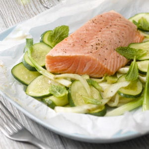 30 recettes avec du saumon frais 30 recettes au saumon frais journal des femmes. Black Bedroom Furniture Sets. Home Design Ideas