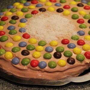 gâteau aux deux chocolats et coco