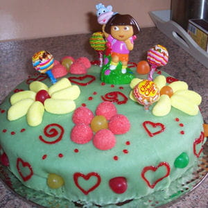 gâteau dora