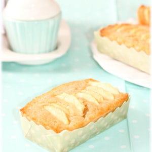 petits gâteaux pomme yaourt