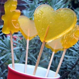 sucettes mangue-orange