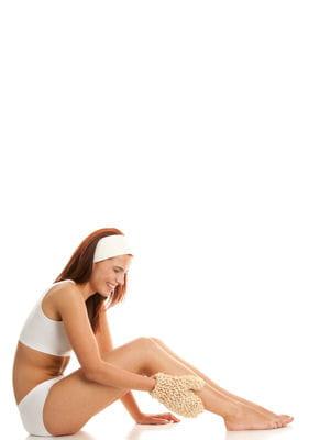 preparer sa peau avant epilation cire