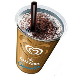 café zéro parfum cappuccino