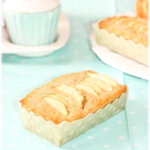 petit gâteau pomme-yaourt