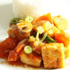 how to cook tofu saute