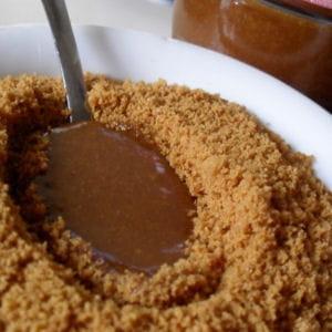 caramel au beurre salé aux speculoos