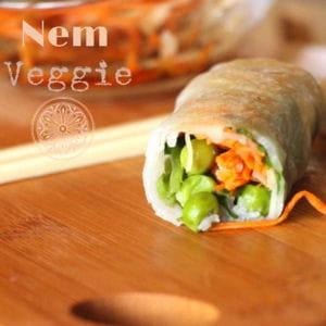 nems végétariens