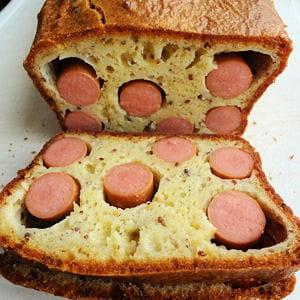 cake hot dog