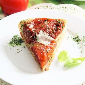 tarte tatin aux tomates 35 recettes pour d jeuner au bureau journal des femmes. Black Bedroom Furniture Sets. Home Design Ideas