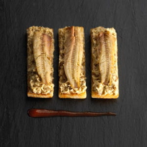 beurre de sardines