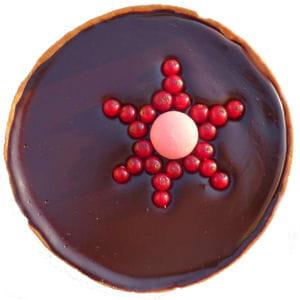 tarte infiniment chocolat