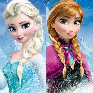 De la reine des neiges au showbiz une affaire de soeurs - Raine des neige ...