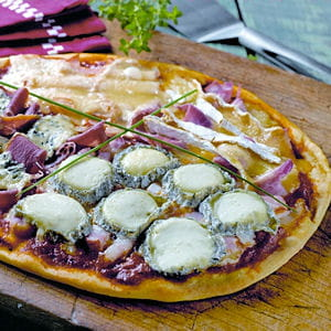 pizza du maître affineur