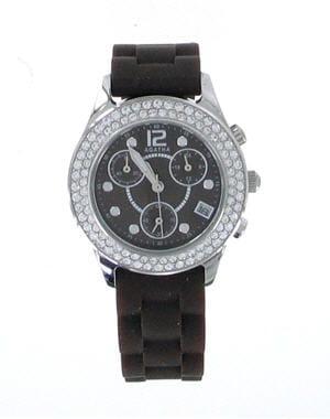 montre plastique agatha