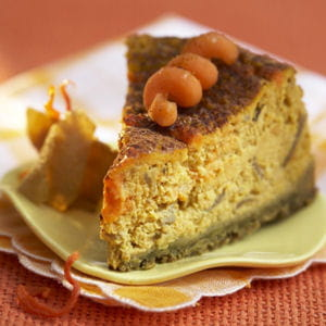 carrot cheesecake exotique