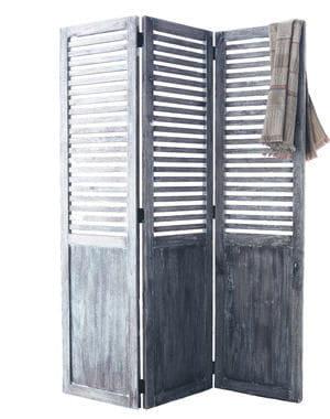 comme la plage 10 paravents pour toute la maison. Black Bedroom Furniture Sets. Home Design Ideas