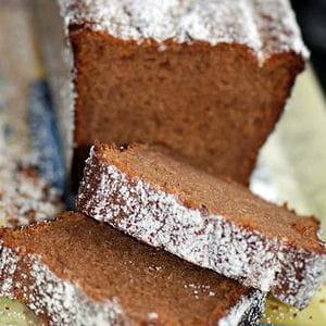 cake ultra moelleux ricotta et chocolat praliné